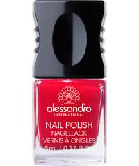 Alessandro Secret Red Nagellack 5 ml
