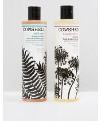 Cowshed - Wild & Knackered - Duo de soins pour le corps en édition limitée - Clair