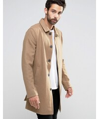 Only & Sons - Trenchcoat aus Wolle - Beige