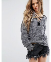 Free People - Hoops And Hollas - Pull - Violet