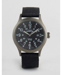Timex - Expedition Scout - Montre - Noir - Noir