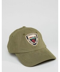 Abercrombie & Fitch - Paratroop - Casquette style militaire - Kaki - Vert