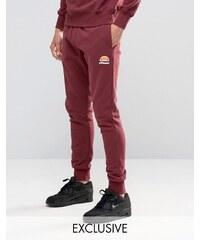 Ellesse - Pantalon de jogging skinny - Rouge