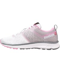 Reebok ONE DISTANCE Chaussures de running neutres white/alloy/pink