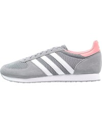 adidas Originals ZX RACER Baskets basses grey/white/peach pink