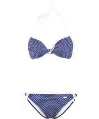 Sunseeker Bikini blau
