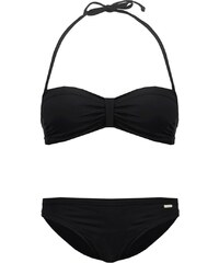 Sunseeker Bikini black solid