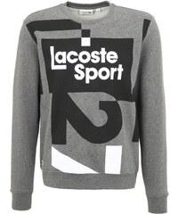 Lacoste Sport Sweatshirt pitch/ white/black