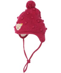 Steiff Collection Bonnet sangria red