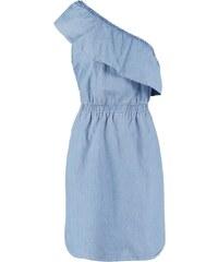 Vero Moda VMSELMA Robe en jean light blue denim