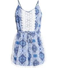 Miss Selfridge Petite Combinaison blue