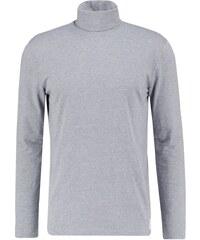 TOM TAILOR DENIM BASIC FIT Tshirt à manches longues heather grey melange