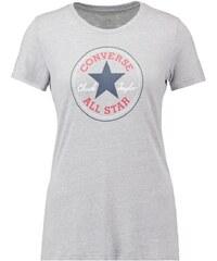 7e8c867477a1 CONVERSE - tričko KR Chuck Patch Crew Tee burgundy Velikost  M ...