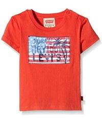 Levi's Baby - Jungen T-Shirt Ss-tee Flag