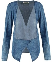 Noisy May NMELIN Blazer medium blue denim