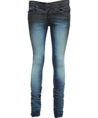 Loveday Jeans SOPHIE A SLIM schmale Jeans Dunkelblau