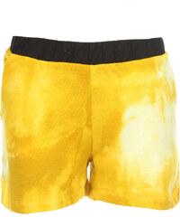 Fame On You BATIK Jersey Shorts Gelb