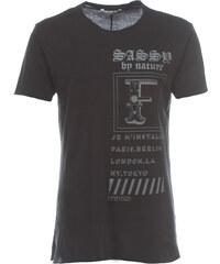 Fame on You FLY Herren T-Shirt Schwarz