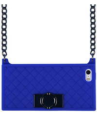 O.Jacky KATE Iphone5 Smart-Phonebag Blau