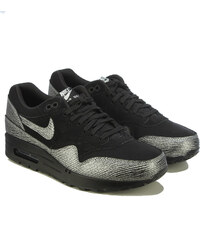 Nike AIR MAN 1 PRM Damen Sneakers Schwarz