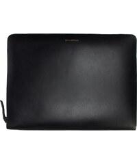 Royal Republiq GALAX große Notebooktasche in Schwarz