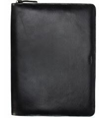 Royal Republiq große Notebooktasche in Schwarz