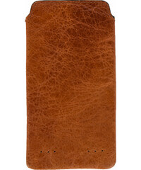 Royal Republiq Handyhülle aus Leder in Cognac