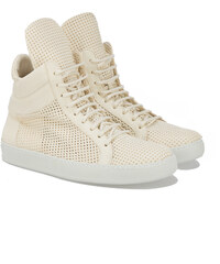 The Last Conspiracy FAXI Hightops in Creme