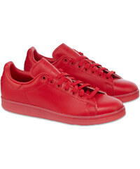 Adidas Originals STAN SMITH ADICOLOR in Rot