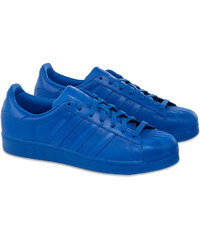 Adidas Superstar ADICOLOR Sneakers in Blau