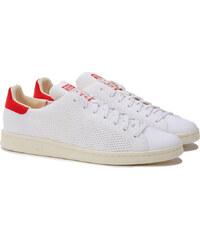 Adidas STAN SMITH OG PK Gewebt in Weiß-Rot