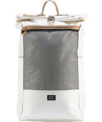 ATF Rucksack mit Rollverschluss in Weiß