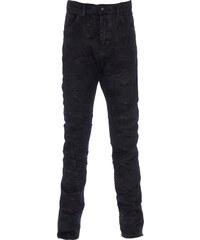 Versuchskind Berlin Versuchskind XOSP Jeans unregelmäßiger Farbverlauf in Schwarz