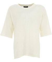 REPRESENT IVORY Shirt mit 3/4 Ärmel in Creme