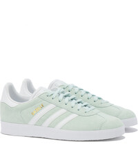 Adidas ORIGINALS GAZELLE Sneakers in Mintgrün