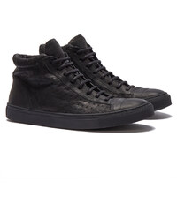 The Last Conspiracy JORGE Sneakers perforiert in Schwarz