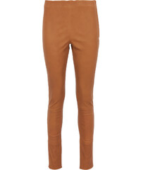Arma ZONNE Lederleggings in Cognac