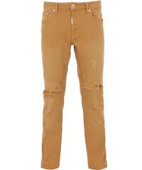 REPRESENT DESTROYED DENIM Jeans in Beige