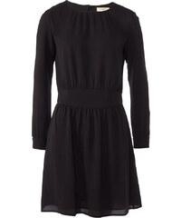 Ba&sh ELTON tailliertes Kleid in Schwarz