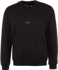Yarn RIP Sweatshirt in Schwarz