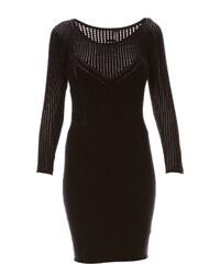 Guess Clotilde - Kleid mit kurzem Schnitt - schwarz
