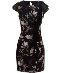 Guess Iknur - Kleid mit kurzem Schnitt - gemustert