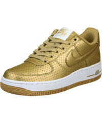 Nike Air Force 1 Lv8 Gs Kinderschuhe gold/white