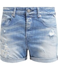 Replay Short en jean blue denim