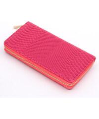 Dámská peněženka Python Skin s motivem hadí kůže