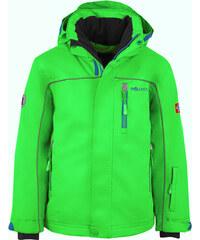 Trollkids Chlapecká zateplená bunda Holmenkollen - zelená