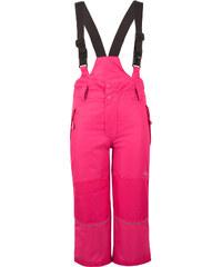 Trollkids Dívčí zimní kalhoty Telemark - růžové