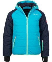 Trollkids Chlapecká zimní bunda Hafjel - světle modrá