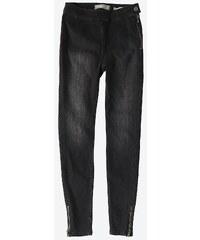 kalhoty BENCH - Pick V24 Dark Vintage - Black (WA019BK)