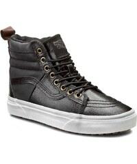 Sneakers VANS - Sk8-Hi 46 Mte VN0A2XS2JTQ (Pebble Leather) Black